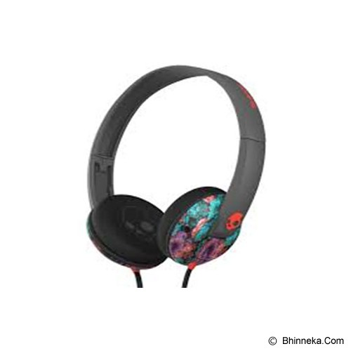 SKULLCANDY UpRock France World Cup [S5URGY-390] - 8 BIT Granny Floral - Headphone Full Size